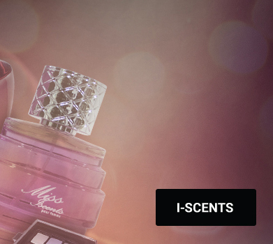Banner I-SCENTS